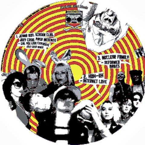 "Crunks Not Dead 7"" Picturedisc!"