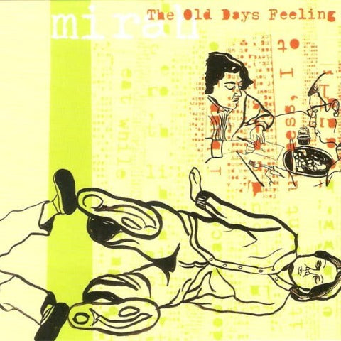 The Old Days Feeling CD (Modern Radio)
