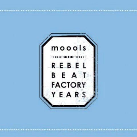 Rebel Beat Factory Years CD