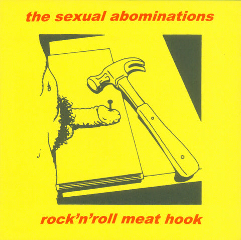 Rock'n'Roll Meat Hook 7-inch