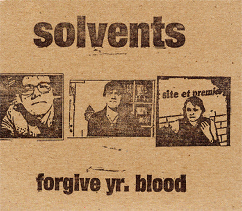 Forgive Yr. Blood