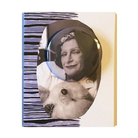 HEY LADY: Issue #7 Sylvia Rivera