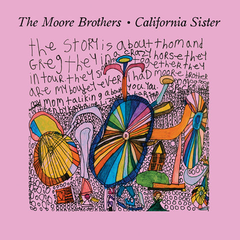 California Sister LP + Download