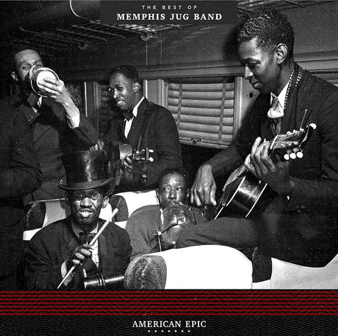 American Epic: The Best of Memphis Jug Band (Third Man Records) LP