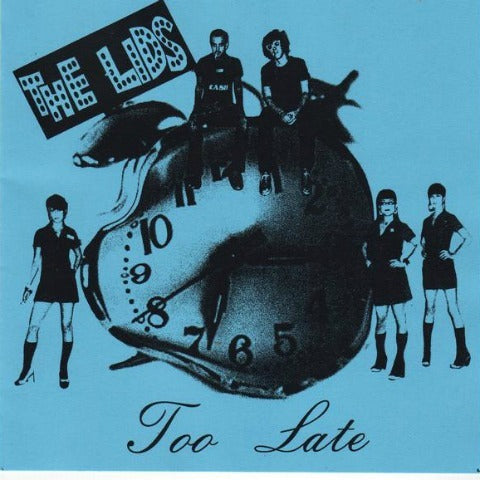 Too Late 7-inch
