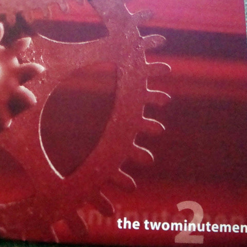 The Twominutemen 7-inch