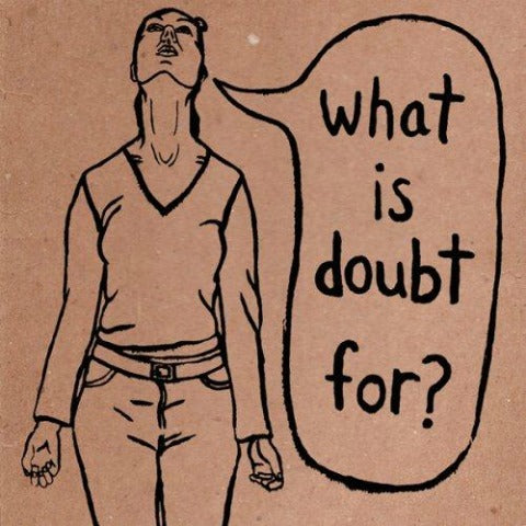 What is Doubt For? CD