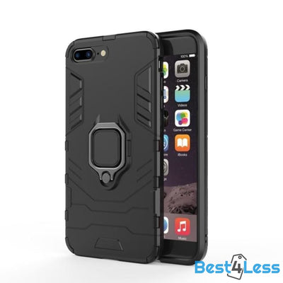 Best4Less Shockproof iPhone Case - Black / For iPhone 5 5S SE