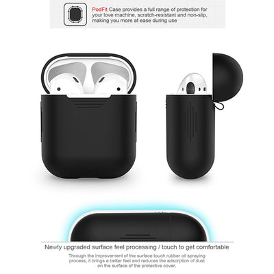 Silicone Earphone Case