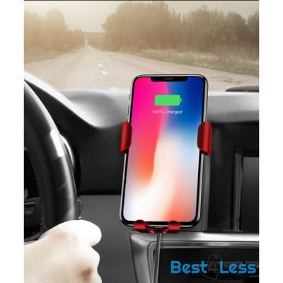 Wireless Phone Charger & Car Mount