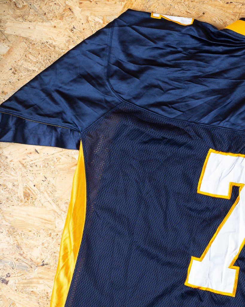 90's USA  Blue American Football Jersey