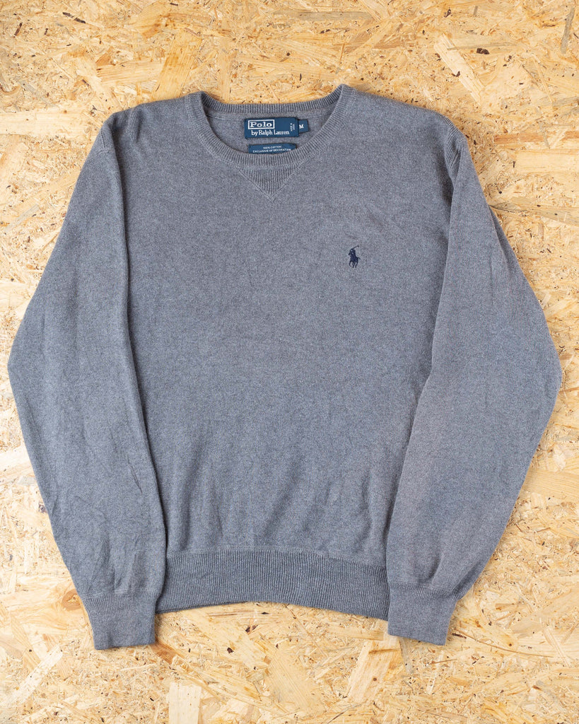 90's Polo by Ralph Lauren  Grey  Jumper