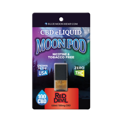 Red Devil Moon Pod