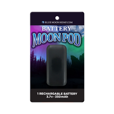 Moon Pod Rechargeable Battery