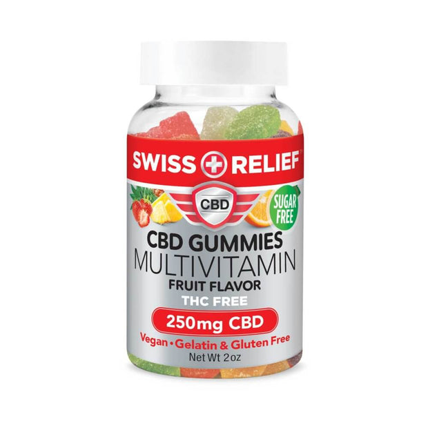 Multivitamin Sugar Free - Worldhempire