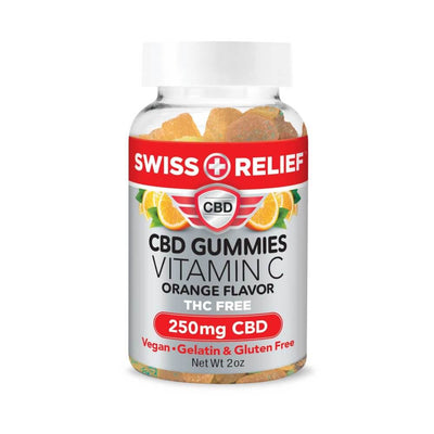 Vitamin C CBD Gummies - Worldhempire