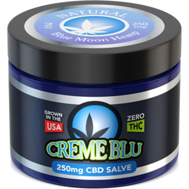 CBD SALVE 2OZ NATURAL - Worldhempire
