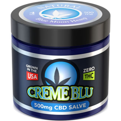 CBD SALVE 4OZ NATURAL - Worldhempire