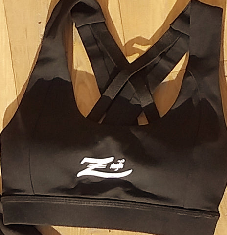 Z Pro-Gym- Woman's-Sports Bra