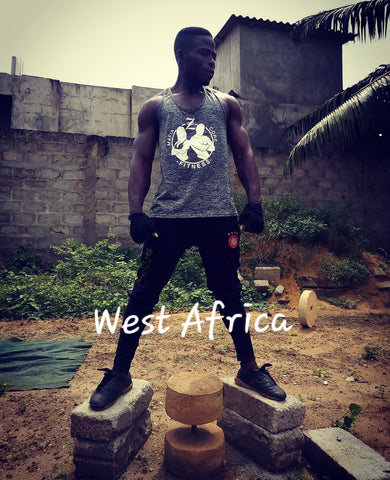 Souler from Benin Africa (Fitness Friend)