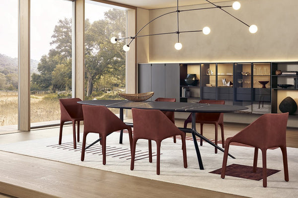 Poliform Mondrian Dining Table