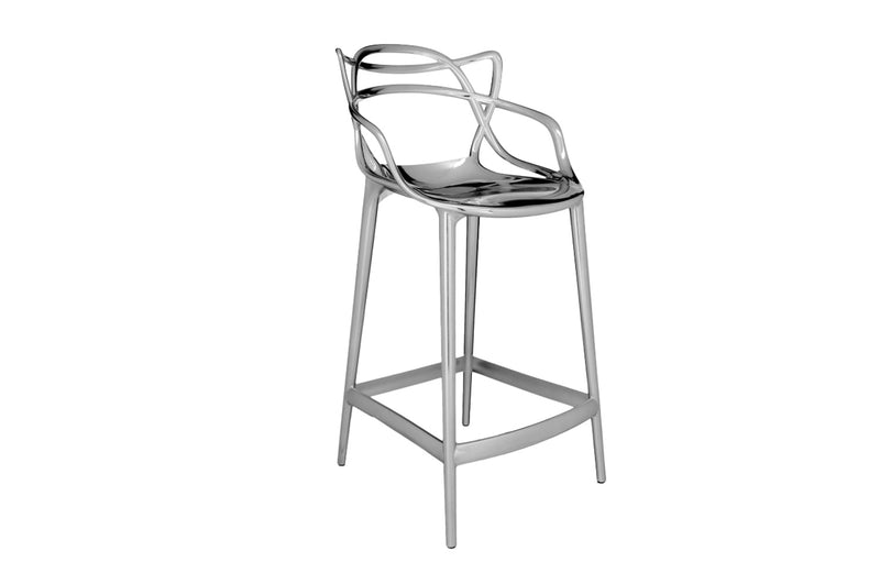 Kartell Masters Stool - Gold