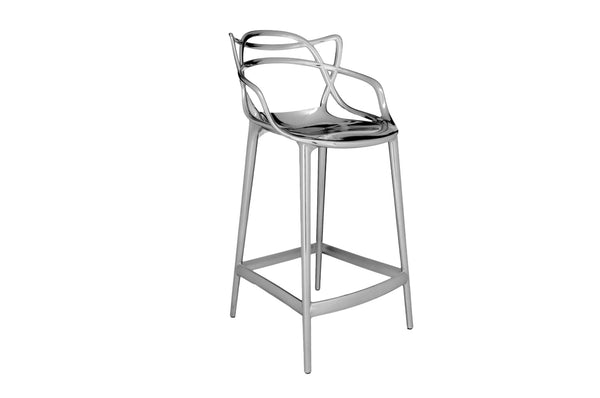 Kartell Masters Stool - Chrome