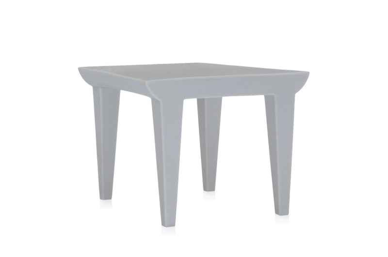 Kartell Bubble Club Table - Matt Black