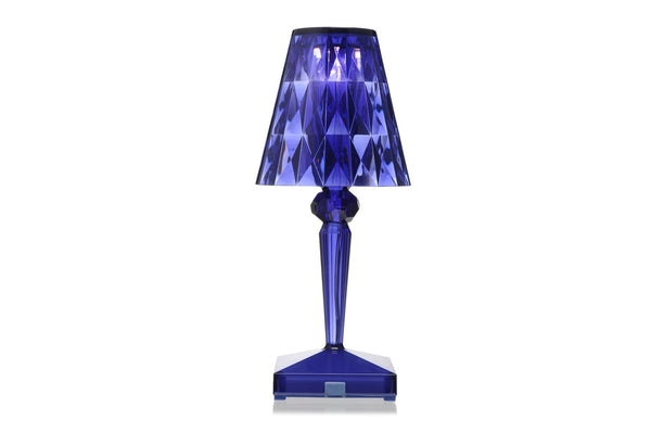 Kartell Battery Lamp Blue