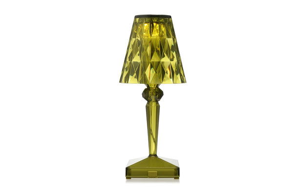 Kartell Battery Lamp Green