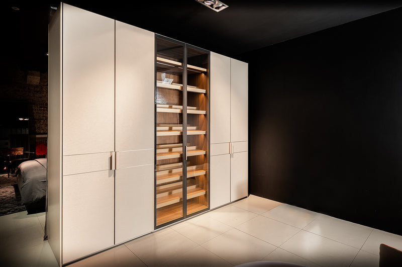 Poliform Cover and Fitted Wardrobe