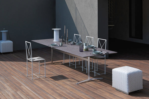 Flexform Fly Outdoor Table - Rectangle
