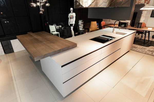Poliform Twelve Kitchen Island