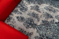 Mohebban Ex-Display Vintage 3D Wool/Cotton Rug