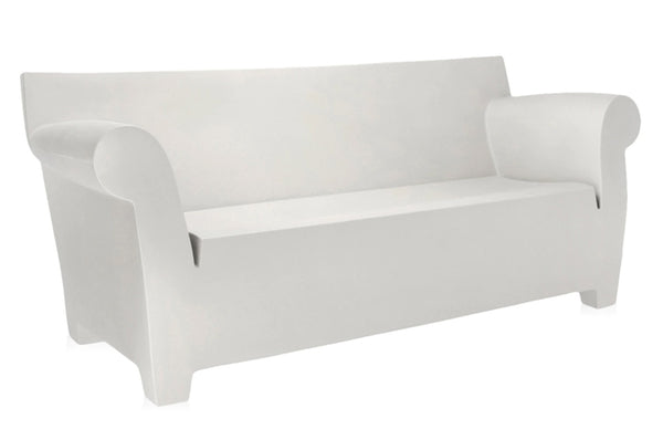 Kartell Bubble Club Sofa - Zinc White