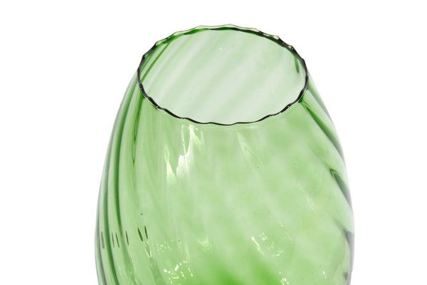 Mid Century Modern Art Glass Italian Glass Collectable Glass Vase