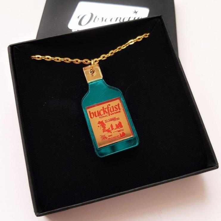 Buckfast Necklace