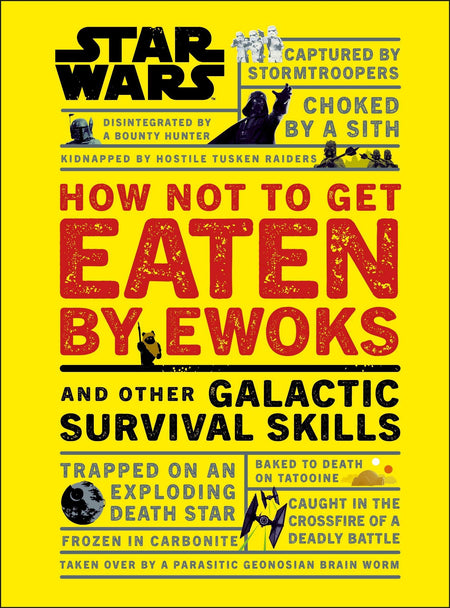 Star Wars: How Not To Get Eaten By Ewoks [variant_title] - Logan Malloch