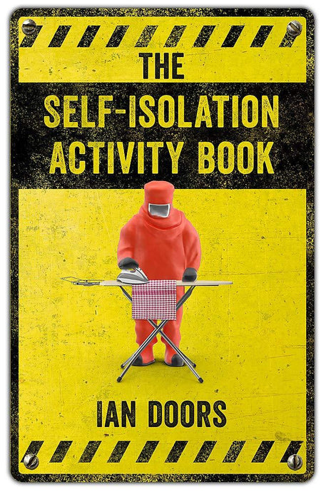 SELF ISOLATION ACTIVITY BOOK [variant_title] - Logan Malloch