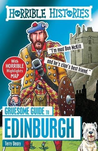 Horrible Histories: Gruesome Guide to Edinburgh [variant_title] - Logan Malloch