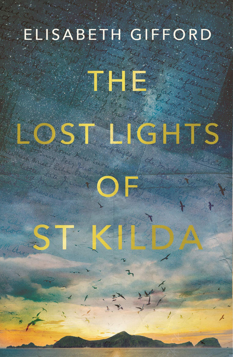 Lost Lights of St Kilda [variant_title] - Logan Malloch