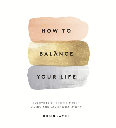 HOW TO BALANCE YOUR LIFE [variant_title] - Logan Malloch