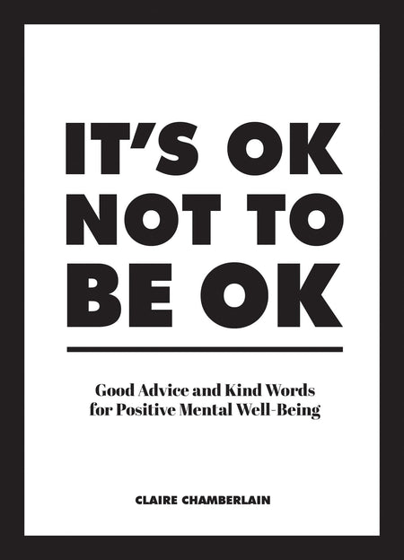 Its Ok Not To Be OK [variant_title] - Logan Malloch