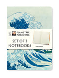 Flame Tree Notebooks Japanese Woodblock [variant_title] - Logan Malloch