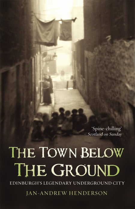 Town Below The Ground, The [variant_title] - Logan Malloch