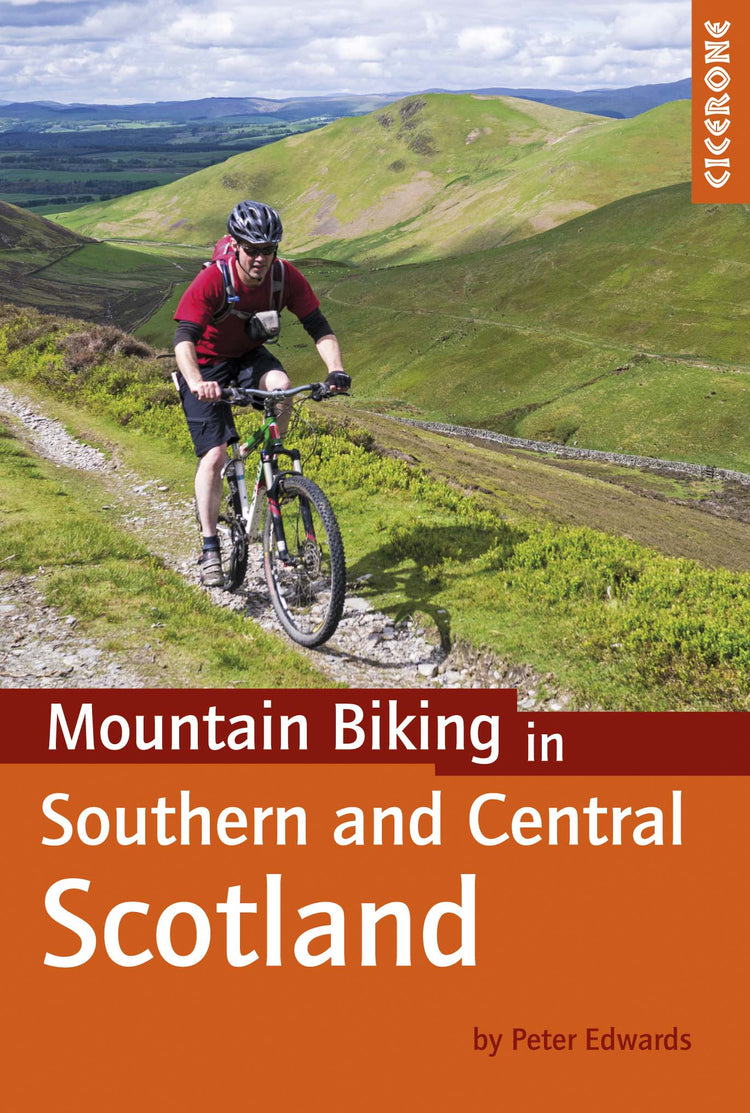 MOUNTAIN BIKING IN SOUTHERN AND CENTRAL SCOTLAND [variant_title] - Logan Malloch