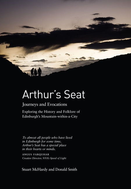 Arthur's Seat: Journey & Evocations [variant_title] - Logan Malloch