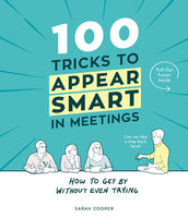 100 TRICKS TO APPEAR SMART IN MEETINGS [variant_title] - Logan Malloch