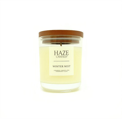 Haze Glass Candle [variant_title] - Logan Malloch