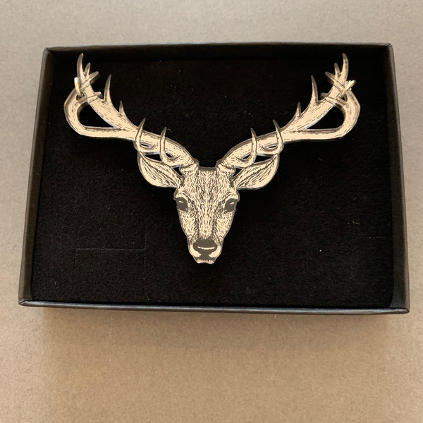 Stag Necklace [variant_title] - Logan Malloch